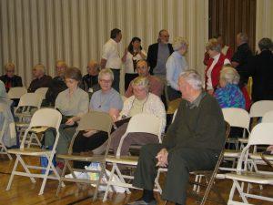 Simcoe County Branch Meeting