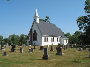 Christ Church Batteau, Clearview Township, Simcoe County