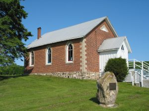 Hobart Memorial Church, Oro Township, Simcoe County