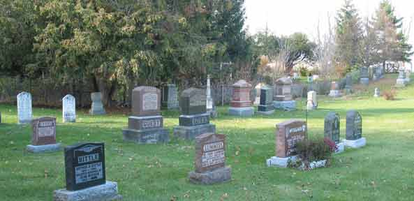 Photo - Adjala United Church Cemetery