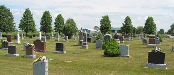 Photo - Allenwood Cemetery