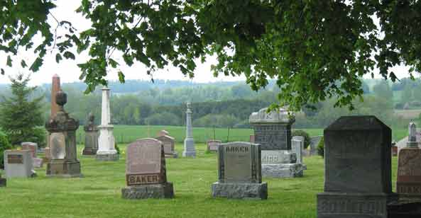 Photo - Cookstown United Church Cemetery