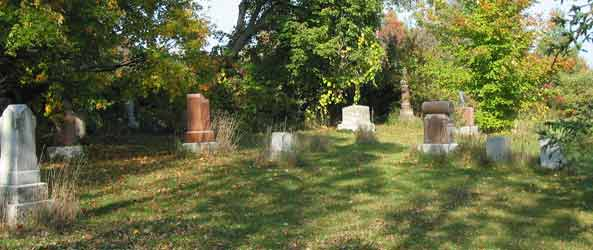 Photo - Leigh's Corners Cemetery