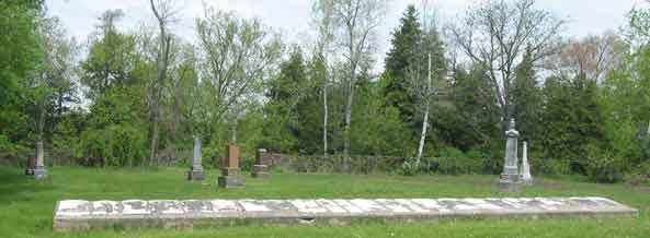 Photo - Nicolston United Church Cemetery