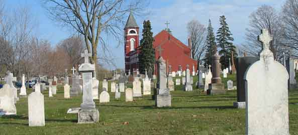 Photo - St. James Roman Catholic Cemetery
