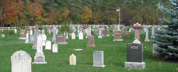 Photo - St. John's Anglican Cemetery