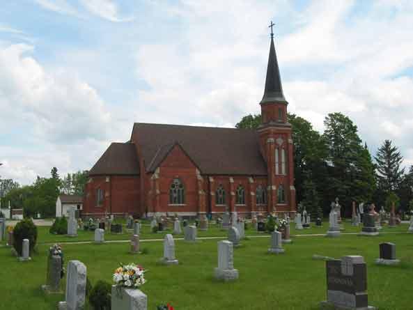 Photo - St. Patrick's Roman Catholic Cemetery, Phelpston