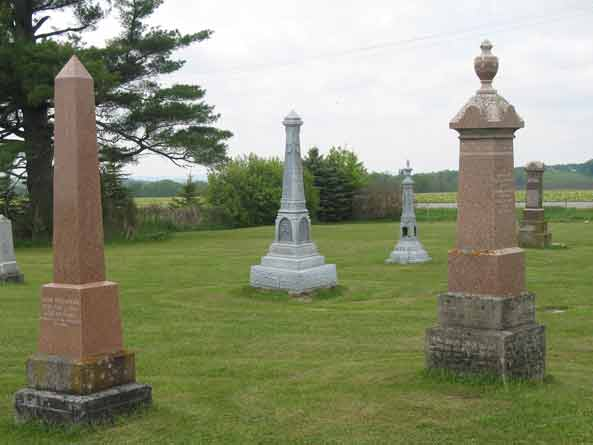 Photo - St. Peter's Anglican Cemetery