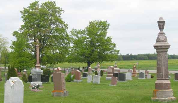 Photo - Thornton Union Cemetery