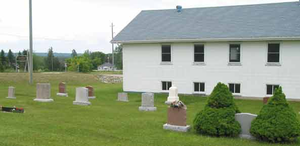 Photo - Waverley Gospel Hall Cemetery