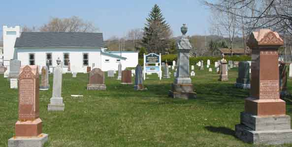 Photo - Waverley United Church Cemetery
