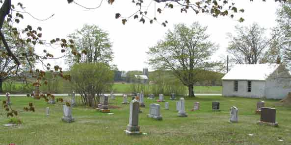 Photo - West Oro Baptist Church Cemetery
